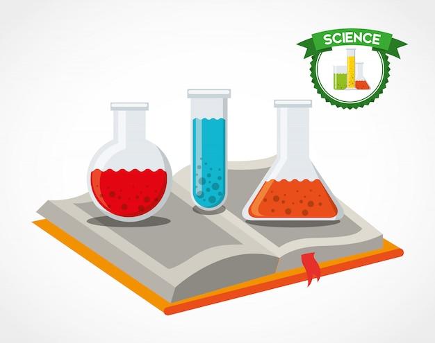 Libro di scienze
