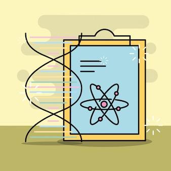Ricerca di laboratorio scientifico