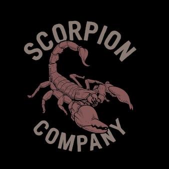 Emblema di scorpioni.