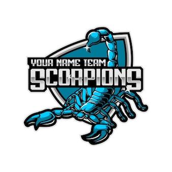 Logo degli scorpioni