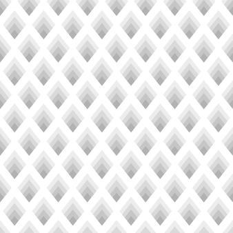 Seamless sfondo geometrico di rombi grigi toni diversi