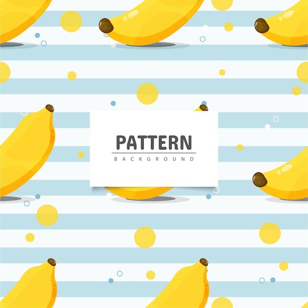 Design a banana senza cuciture