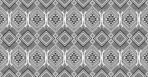 Modello senza cuciture ripetuto con forme geometriche