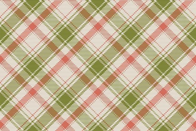 Modello senza giunture di scozzese scozzese plaid. controlla la trama del tessuto.