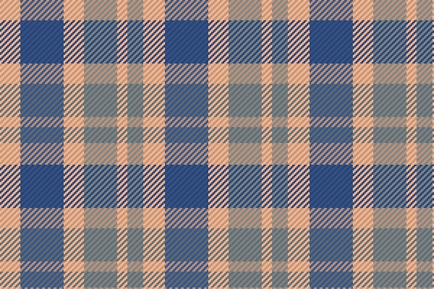 Modello senza cuciture del plaid scozzese scozzese.