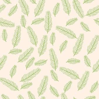 Modello senza cuciture in stile vintage doodle fiori design romantico può essere utilizzato per la carta da parati