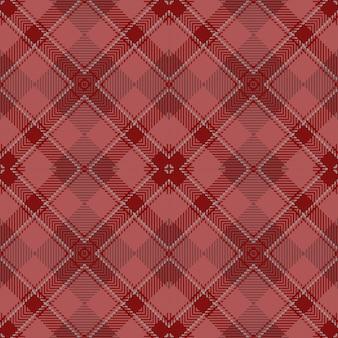 Modello scozzese senza soluzione di continuità. trama tessuta scozzese.