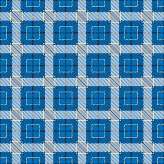 Seamless pattern tartan. sfondo di natale vintage. plaid scozzese senza cuciture. geometrico di moda. modello astratto di natale. trama tessuta scozzese. modello senza cuciture classico in tartan.