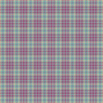 Fondo senza cuciture del modello del plaid del tartan. trama tessile. illustrazione vettoriale.