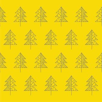 Sfondo albero senza soluzione di continuità