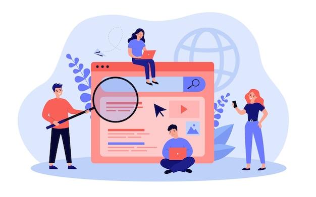 Motore di ricerca che risponde alle domande degli utenti