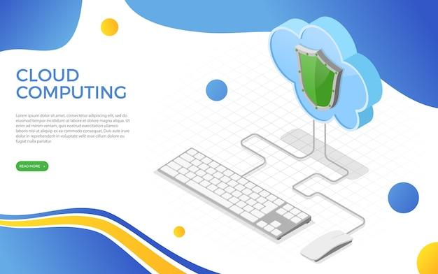 Sicurezza cloud computing technology
