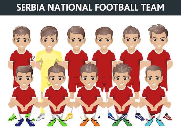 Squadra nazionale di calcio della serbia