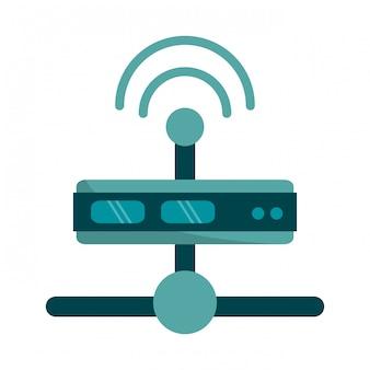 Server con tecnologia wifi