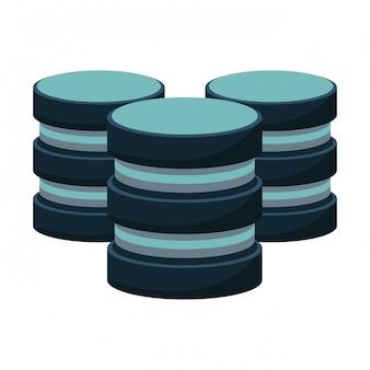 Tecnologia di database dei server