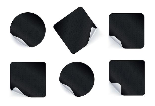 Set di adesivi adesivi