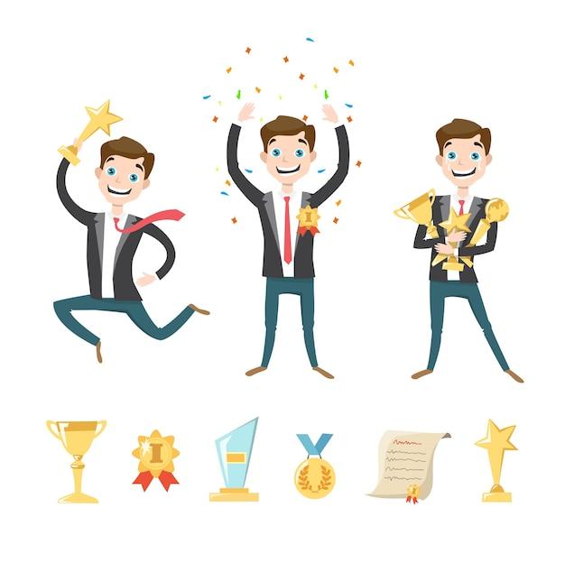 Serie di premi e vincitori