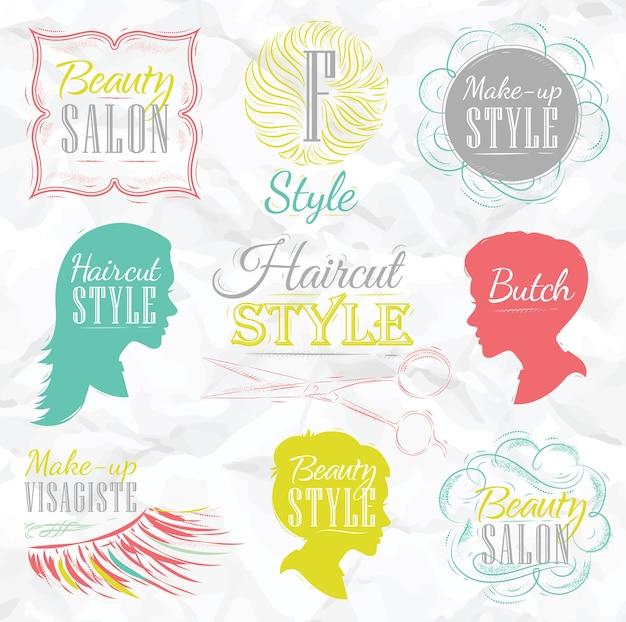 Impostare il colore del salone di bellezza