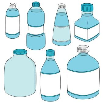 Set di bottiglia