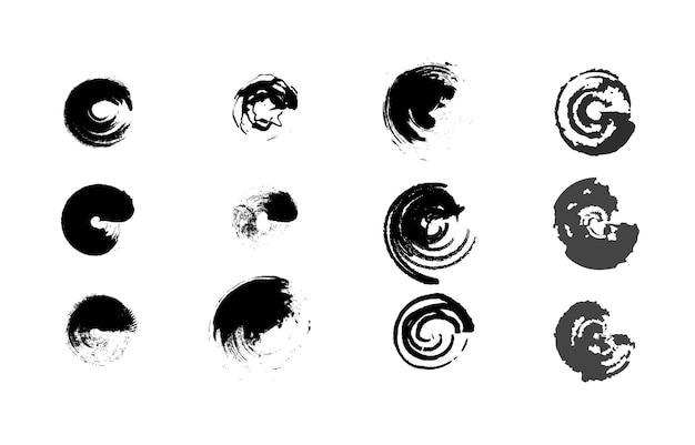 Set di pennellate