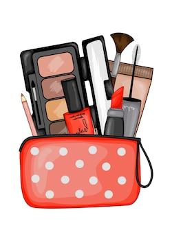 Set di cosmetici per il viso