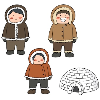 Set di eskimo