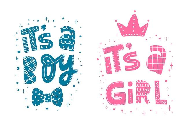 Set di poster per bambini, decorazioni per baby shower