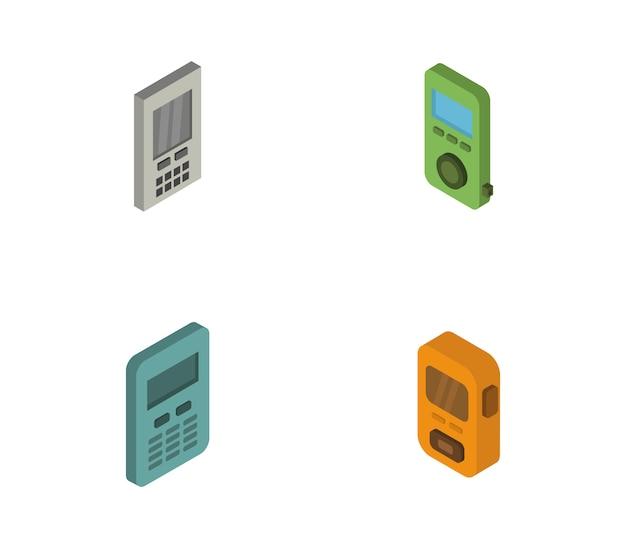 Set di telecomando condizionatore d'aria e lettore mp3