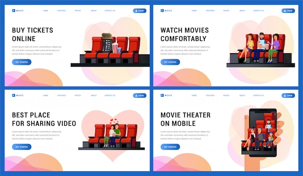 Insieme di servizi e comfort a teatro come acquistare i biglietti online