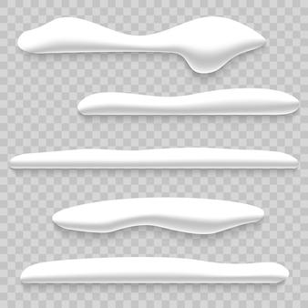 Set di cappucci da neve