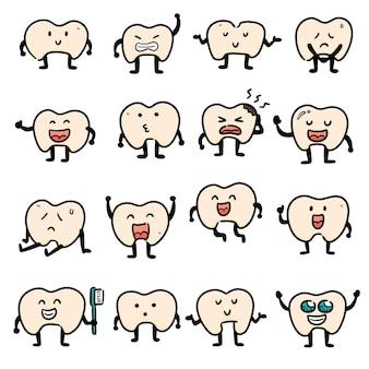 Set di denti