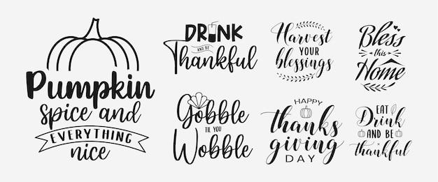 Set di citazioni di turke scritte di ringraziamento per la maglietta del biglietto di auguri del segno e molto altro ancora