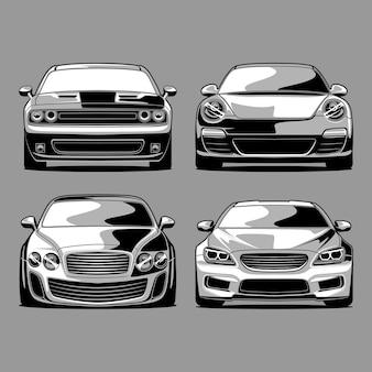 Set di auto
