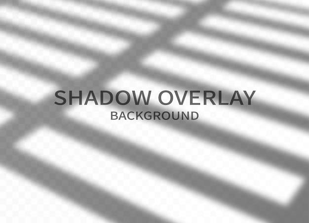Sfondo effetto sovrapposizione ombra