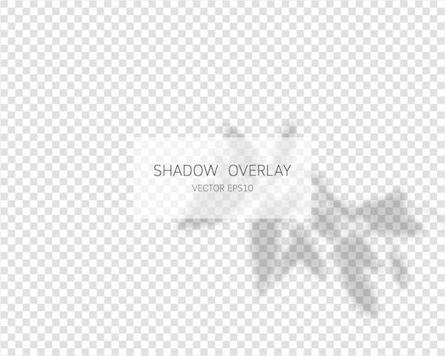 Effetto di sovrapposizione delle ombre
