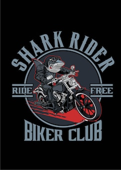 Squalo biker