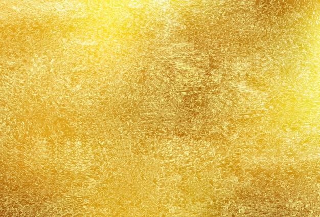 Sfondo con texture oro lucido