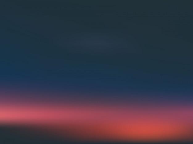 Sfumatura brillante sfocato sullo sfondo