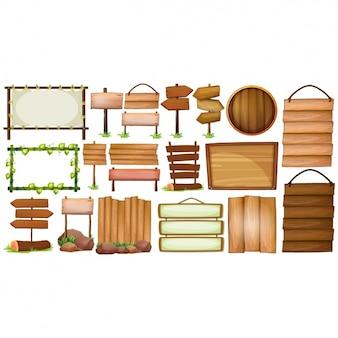 Segnali e cornici collezione
