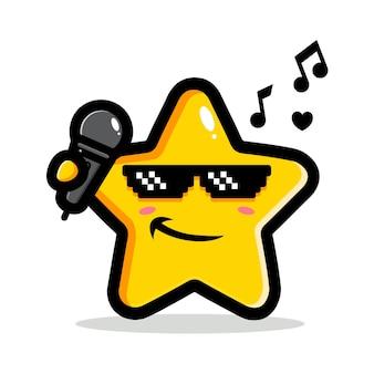 Personaggio cantante star star