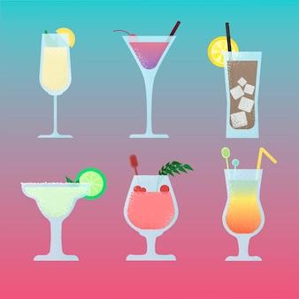 Sei cocktail