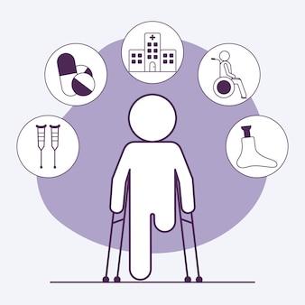 Sei elementi di accessibilità per disabili
