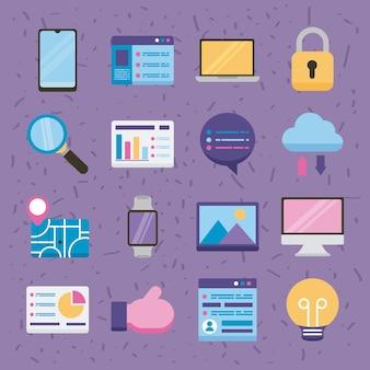 Sedici elementi dell'interfaccia utente