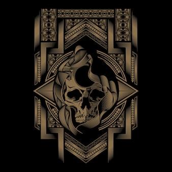 Ornamento del cranio