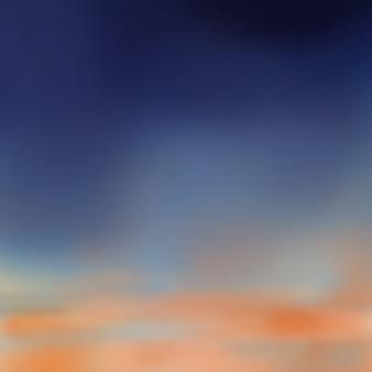 Pomeriggio cielo sfondo colorato