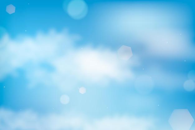 Tema di sfondo del cielo