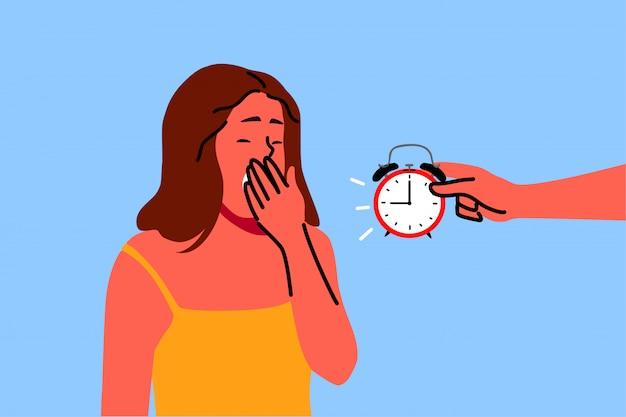 Sonno, salute, cura, sogno, concetto di rilassamento