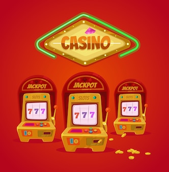 Casinò di las vegas con slot machine