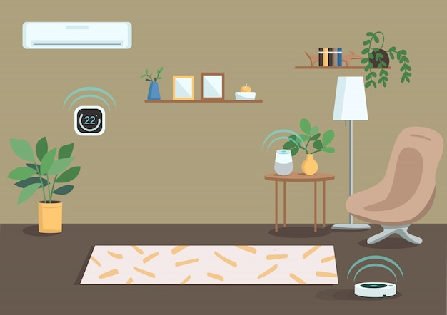 Appartamento intelligente