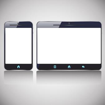 Tablet formica per smartphone